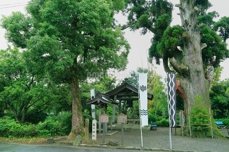関ヶ原古戦場 福島正則陣跡の写真素材 [FYI02691352]