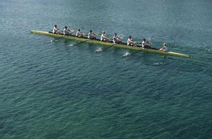 Team of rowersの写真素材 [FYI02693624]