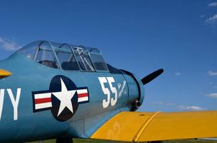 A BT-15 Valiant warbird.の写真素材 [FYI02694396]