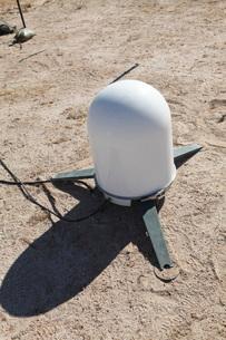 A Meteorological Satellite Sub-system antenna.の写真素材 [FYI02695807]