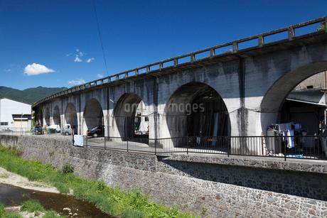 五條新町の五新鉄道跡の写真素材 [FYI02696973]