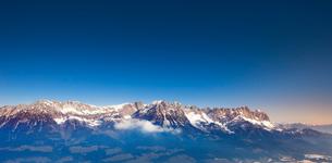 Austria, Hopfgarten, European alpsの写真素材 [FYI02699796]
