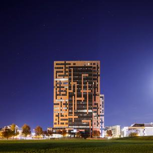 Sweden, Skane, Lund, Exterior of building in Ideon Science Parkの写真素材 [FYI02704126]