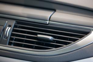 Car ventilation ventの写真素材 [FYI02704989]