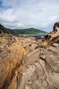 Kenting coast in Taiwan, Chinaの写真素材 [FYI02705148]