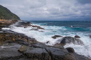 Kenting coast in Taiwan, Chinaの写真素材 [FYI02705250]