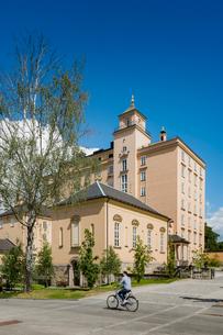 Sweden, Stockholm, Ostermalm, Kungliga Tekniska hogskolan (Royal Institute of Technology)の写真素材 [FYI02705329]