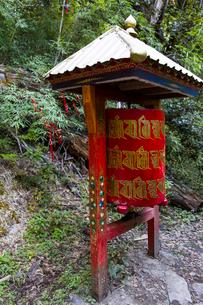 Ghading valley in Tibet, Chinaの写真素材 [FYI02705362]
