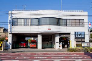 東京消防庁小岩消防署 北小岩出張所の写真素材 [FYI02705521]