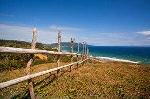 Kenting coast in Taiwan, Chinaの写真素材 [FYI02705872]