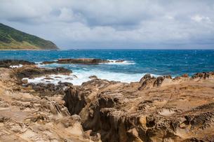 Kenting coast in Taiwan, Chinaの写真素材 [FYI02706076]