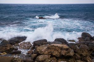 Kenting coast in Taiwan, Chinaの写真素材 [FYI02706086]