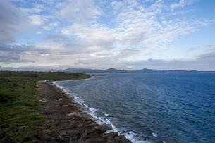 Kenting coast in Taiwan, Chinaの写真素材 [FYI02706139]
