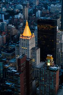 New York Life Building in New York Cityの写真素材 [FYI02706145]