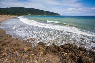 Kenting coast in Taiwan, Chinaの写真素材 [FYI02706409]