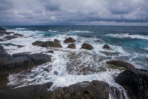 Kenting coast in Taiwan, Chinaの写真素材 [FYI02706425]