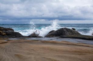 Kenting coast in Taiwan, Chinaの写真素材 [FYI02706451]