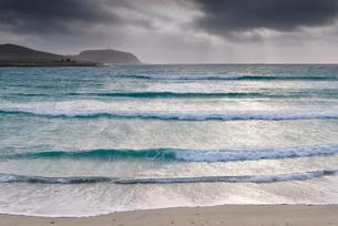 Sumburgh Head in Shetland, Scotlandの写真素材 [FYI02706491]