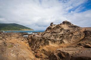 Kenting coast in Taiwan, Chinaの写真素材 [FYI02706505]