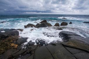 Kenting coast in Taiwan, Chinaの写真素材 [FYI02706531]