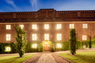 Sweden, Stockholm, Ostermalm, Kungliga Tekniska hogskolan (Royal Institute of Technology)の写真素材 [FYI02706571]