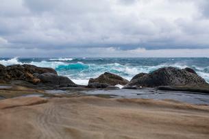 Kenting coast in Taiwan, Chinaの写真素材 [FYI02706610]