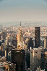 Cityscape of New York Cityの写真素材 [FYI02706655]