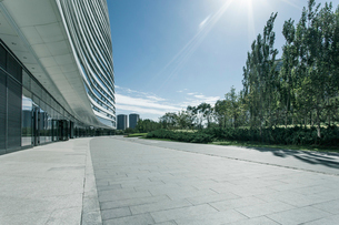 Beijing wangjing sohoの写真素材 [FYI02706771]