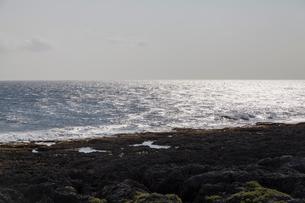 Kenting coast in Taiwan, Chinaの写真素材 [FYI02706795]