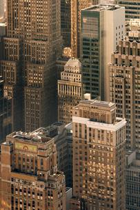 Cityscape of New York Cityの写真素材 [FYI02706893]