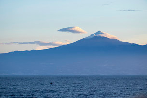 Mount Teide, Pico del Teide, volcano, Tenerife, Canaryの写真素材 [FYI02706991]