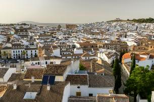 View of the Old Town, Antequera, province of Malagaの写真素材 [FYI02707063]