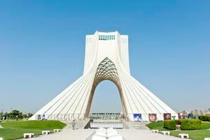 Monument, Freedom Tower, Burj-e Azadi, Azadi Monument orの写真素材 [FYI02707122]