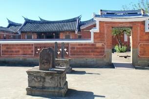 Lee Teng-Fang Historic Residence;Taiwanの写真素材 [FYI02707366]
