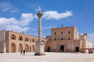 Pilgrimage church of St. Maria de Finibus Terrae, Santaの写真素材 [FYI02707466]