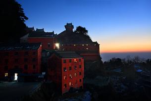 Wudang mountains;Hubei Province;Chinaの写真素材 [FYI02707489]