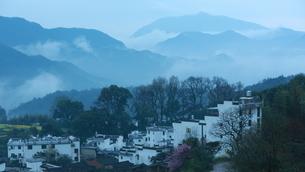 spring,Wuyuan, Chinaの写真素材 [FYI02707497]