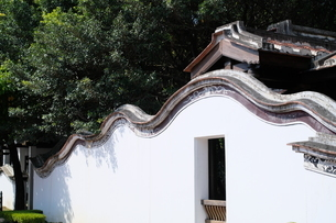Lin An Tai Historical House and Museum;Taipeiの写真素材 [FYI02707547]