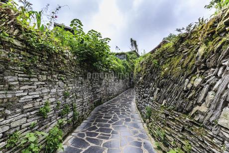Qingyan Ancient Town Guiyang Qingyan Ancient Town,Guiyang, Guizhou, Chinaの写真素材 [FYI02707638]