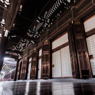 Bukkoji Buddhist Temple;Kyotoの写真素材 [FYI02707701]