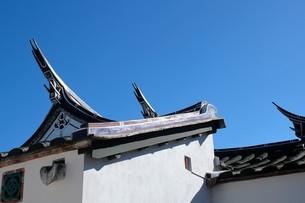 Lee Teng-Fang Historic Residence;Taiwanの写真素材 [FYI02707726]