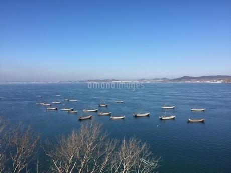Dalian, Changhai,Liaoning,Chinaの写真素材 [FYI02707898]