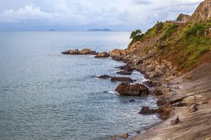 Dongping fishing port,Yangjiang, Guangdong, Chinaの写真素材 [FYI02708707]