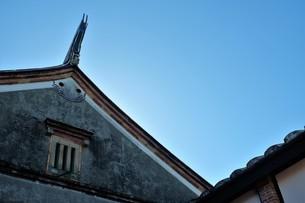 Lee Teng-Fang Historic Residence;Taiwanの写真素材 [FYI02709114]