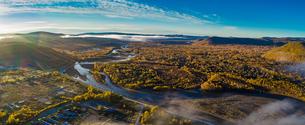 Overlooking of the natural landsacpeの写真素材 [FYI02709148]