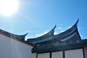 Lee Teng-Fang Historic Residence;Taiwanの写真素材 [FYI02709158]