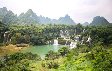 Detian Falls,Chinaの写真素材 [FYI02709267]