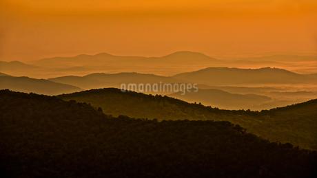Sunrise;Virginia;USAの写真素材 [FYI02709304]