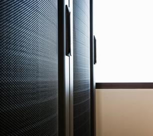 Rack housing servers in computer server farmの写真素材 [FYI02709912]