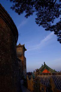 Wudang mountains;Hubei Province;Chinaの写真素材 [FYI02710202]